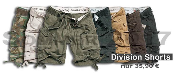 Division Short