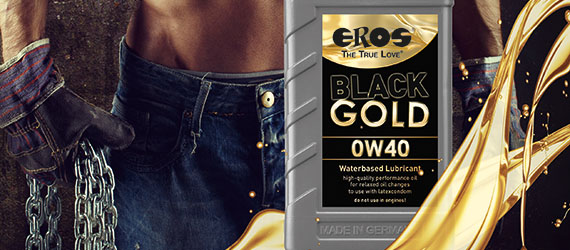 Eros Black Gold, 1000 ml