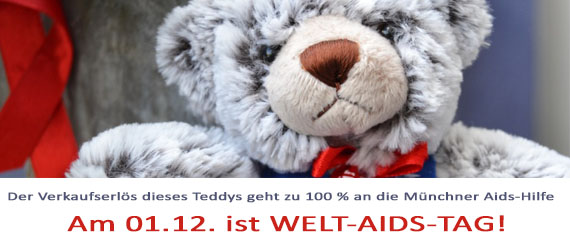 AIDS-Teddy 2015