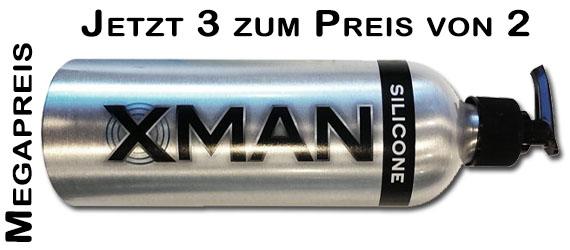 X-Man Lubricant -Sonderangebot-