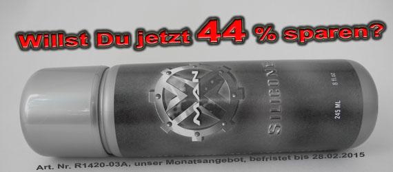 X-Man Lubricant, 245 ml -Sonderangebot-