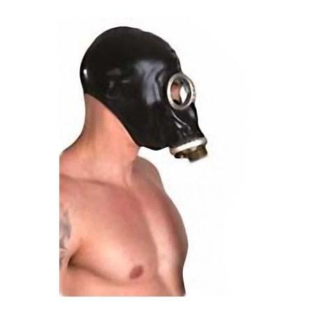 Gasmaske ohne Zubehör