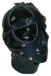 Leather Face Harness