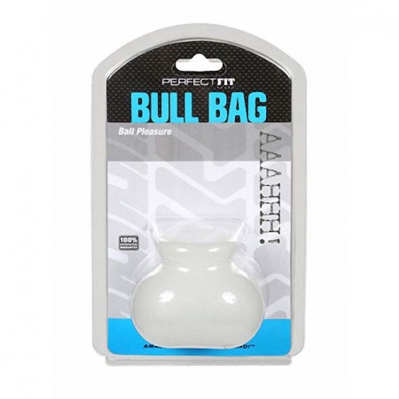 Bull Bag Ball Stretcher, Standard Clear
