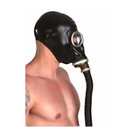 Gasmaske komplett
