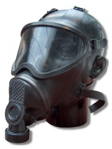 Fire Brigade Gasmask