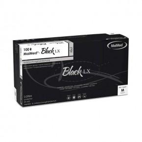 FF Handschuhe schwarz, 100 Stück, Größe L