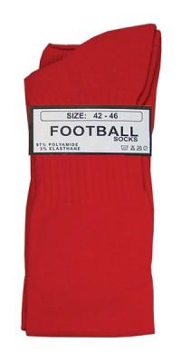 Football Socks, red, 38/41
