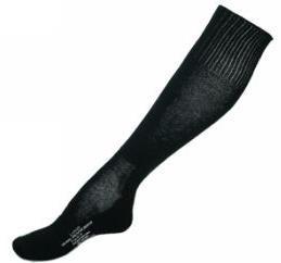 USA Socks black, L