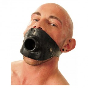 Hollow Gag on Strap