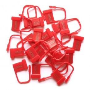 CB-Locks, rot, 100 Stück