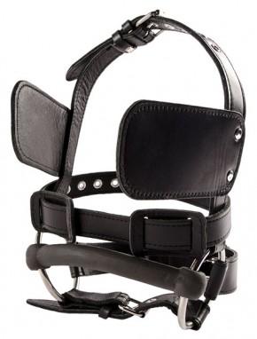 Pferde-Zaumzeug Leder