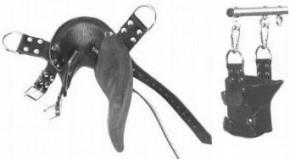 Fuß-Aufhänge-Manschetten Exklusiv
