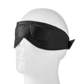 Augenmaske Leder 2