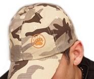 Bear Cap Logo camo