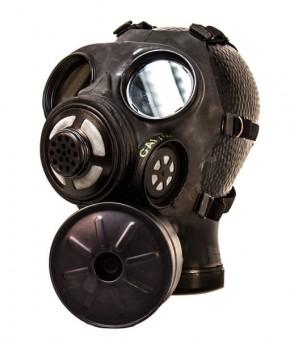 Gasmaske (brit.)