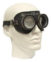 Rubber Piss Goggles