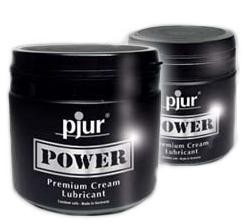pjur POWER Premium Cream Lubricant, 500 ml