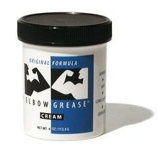 Elbow Grease blue