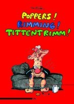 Comic 'Poppers! Rimming! Tittentrimm!'
