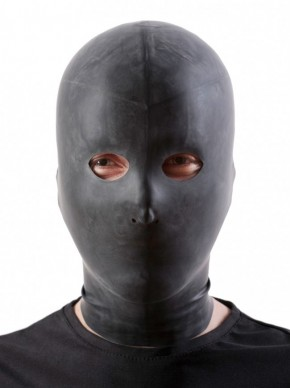 Latexmaske AN, Größe L